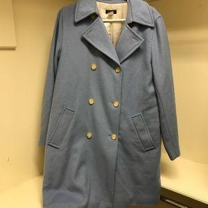 J Crew thinsulate wool jacket